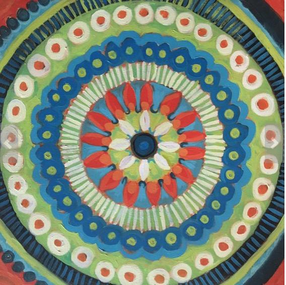 7 Heavens Mandala (LG)