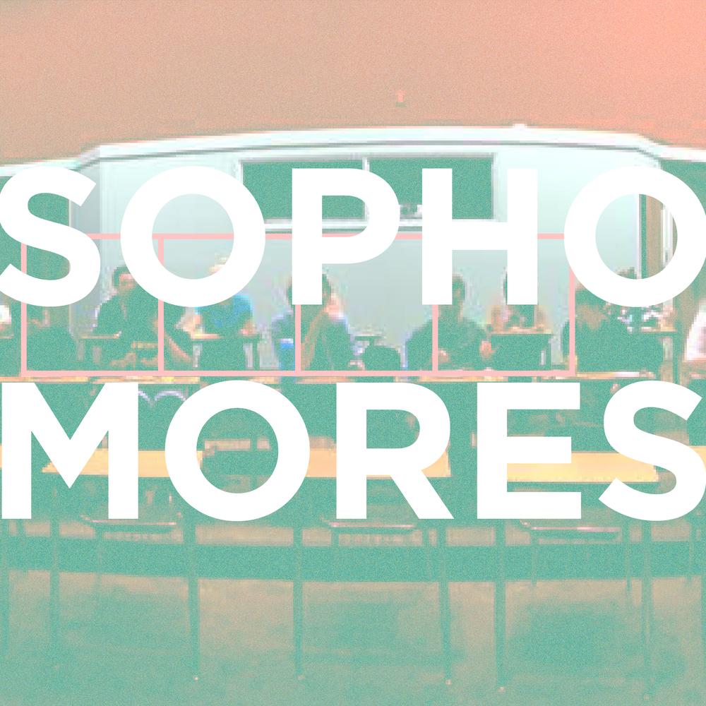 SOPHOMORE STUDIO COURSES