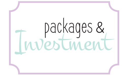 Packages & Investment