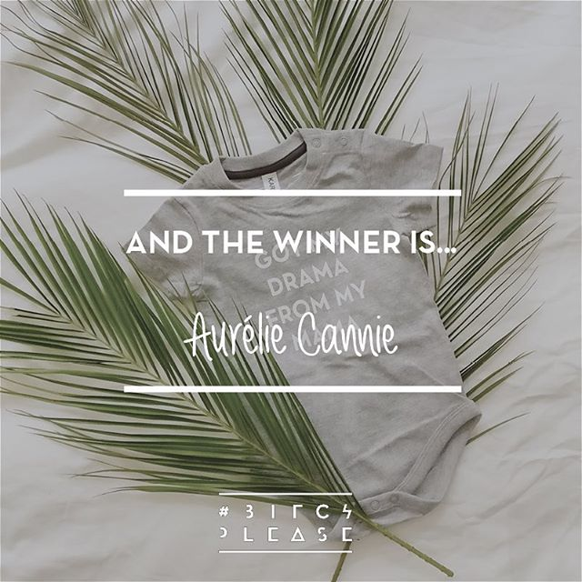 Thank you all for sharing and liking! Congratulations @aureliecannie ! We had to pick one winner, but bitch please, you are all winners! That's why we'd like to offer all of you a little gift :) By using the promo code #DRAMAMAMA at checkout you can get a 15% discount on your next purchase if your total is above €50 + free shipping! We'll be running this promo untill next sunday 21/05 on the entire collection so be fast! #promo #bitchplease #bitchplease_antwerp #dramamama #mothersday #giveaway #babybody