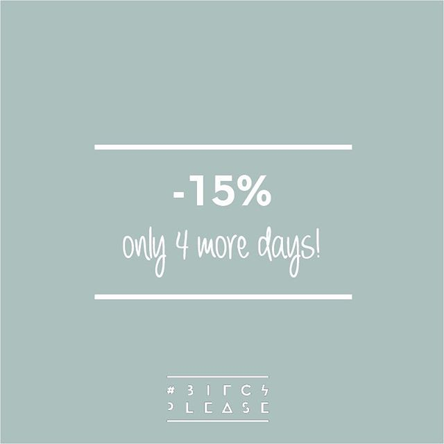 Get 15% off & free shipping on all orders above €50! by using our promocode #DRAMAMAMA ONLY 4 MORE DAYS! so don't miss out ;) Just follow the link in our bio! #promo #bitchplease #bitchplease_antwerp #alwayssweaterweather