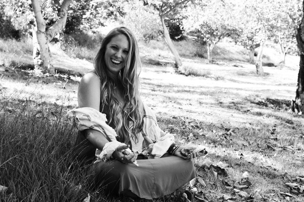 NAME : Jenna Reiss LOCATION : Playa Del Rey, California SERVICES :∆ Breathwork Meditation Coach ∆ Meditation Instructor ∆ Energetic Healer ∆ Writer