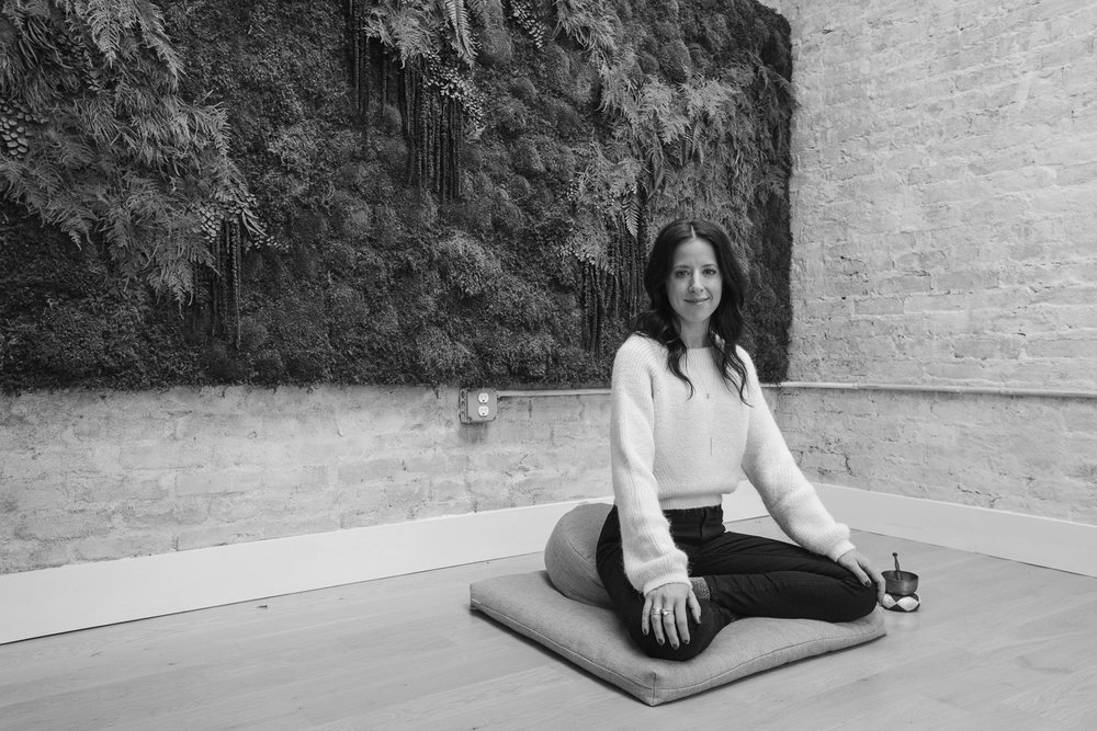 NAME : Ellie Burrows LOCATION : New York, New York SERVICES :∆ I give New Yorkers space to breathe. At MNDFL, we make meditation accessible and offer simple techniques in an accessible manner.