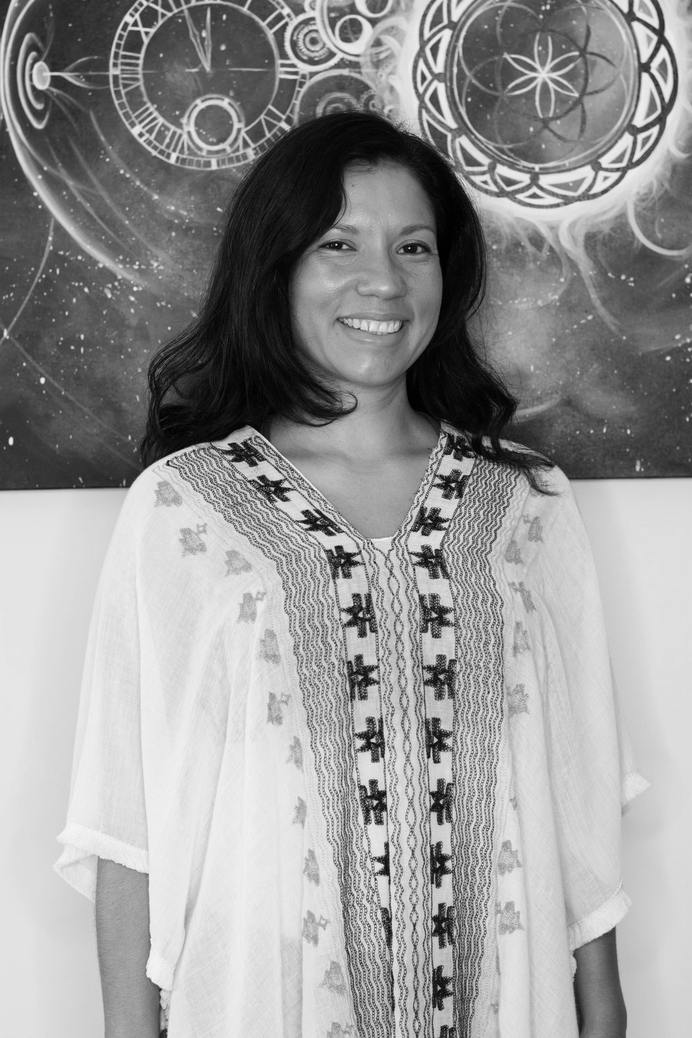 NAME :Marcia Lopez LOCATION :Redondo Beach, California SERVICES :∆ Mayan Abdominal Therapy ∆ Yoni (vaginal) steaming ∆Herbal remedies ∆ Yoga ∆ Reiki and other holistic therapies for female reproductive wellness. ∆ Women centric classes and workshops, provide doula services and I am available for speaking engagements.