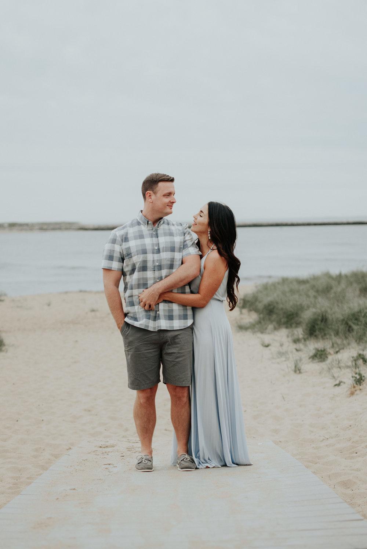 Megan & John-Massachusetts-Plum Island Newburyport Engagement-Beach Couples Session-Photographer-00085.jpg