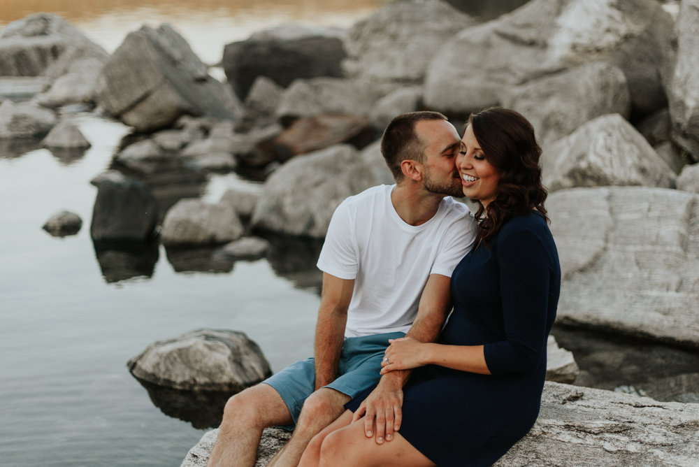 Amanda & Sean-Massachusetts-Forest Waterfront Engagement Session-Woodsy Outdoor Couples Session-Photographer-411.jpg