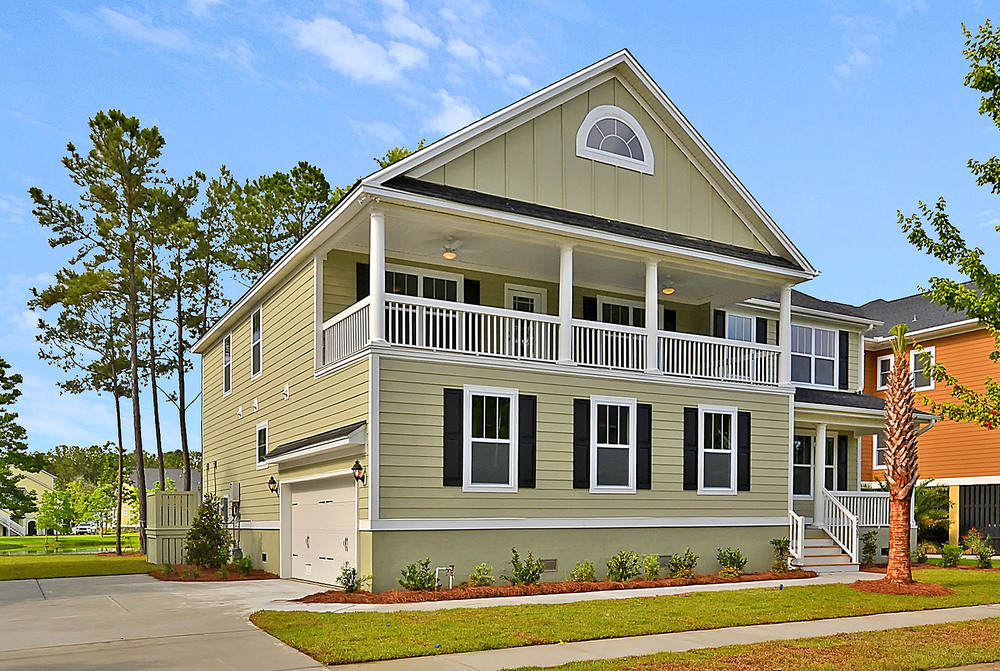 Plan Name or # The Beaufort Plan  Bed: 5 Baths: 3.5 - 4.5 Sq.Ft.: 3,557 - 3887 Garage: 2 and 3 Car Garage (Side Entry and 3 Car Front Entry Plan Offered)