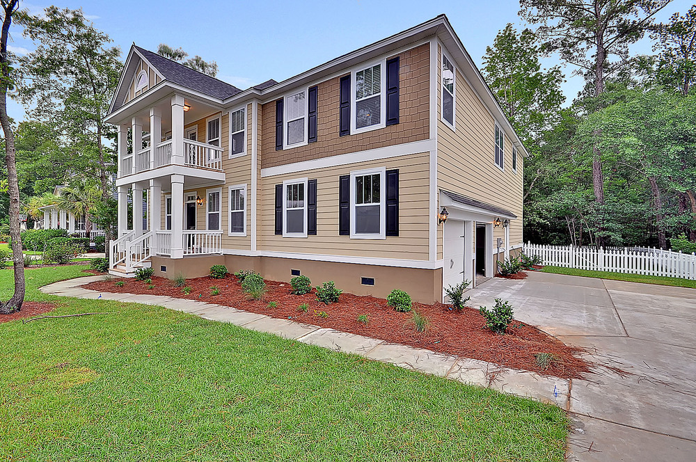 Plan Name or #: The Charleston Plan  Bed: 5 Baths: 4 Sq.Ft.: 4,027 - 4,140 Garage: 2 Car Side Entry Garage
