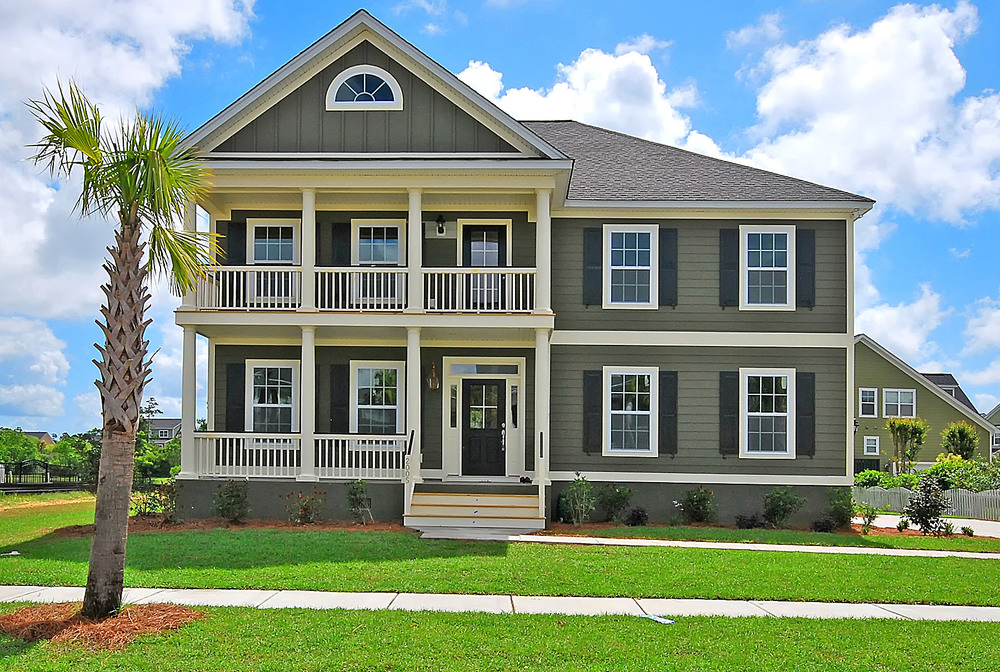 Plan Name or # The Seabrook  Bed: 4 or 5 Baths: 3.5 Sq.Ft.: 3,112 Garage: 2 Car Garage (Also Offered with Front Entry Garages)