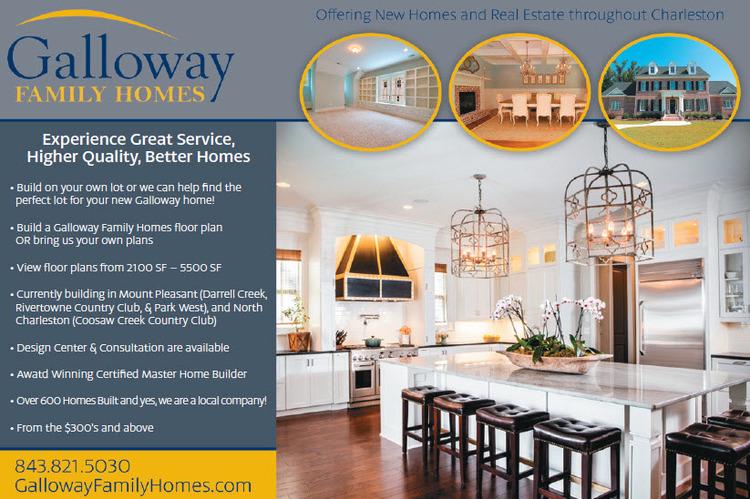 Galloway Family Homes -Media and Press