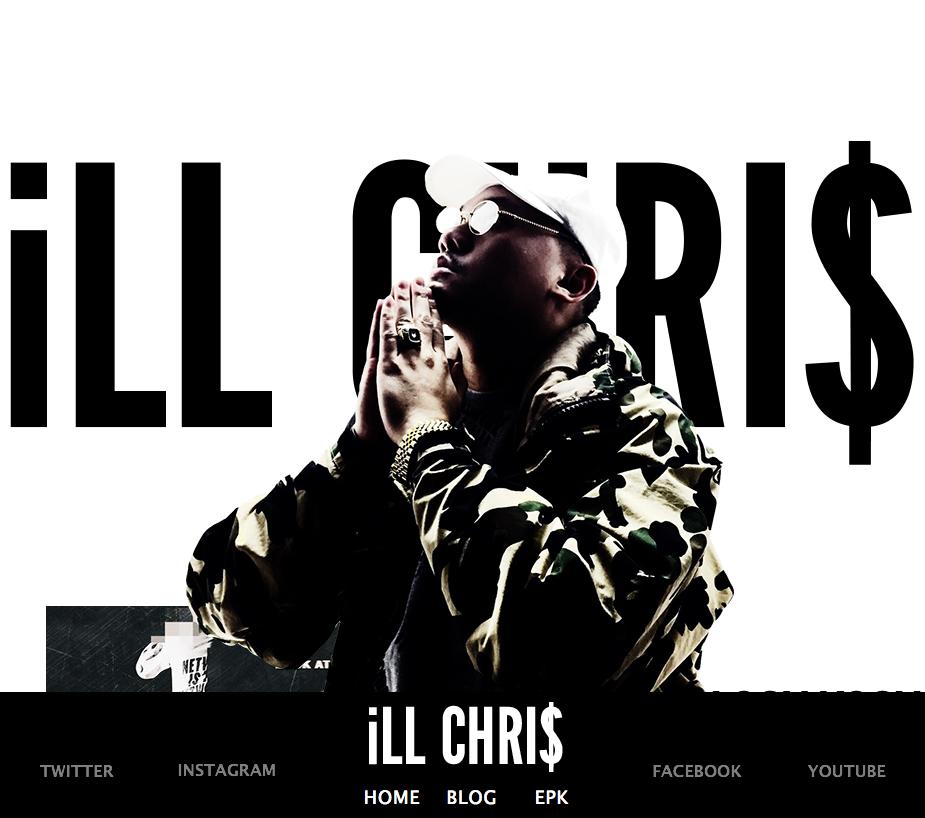 iLL CHRIS   PROJECT MANAGEMENT PUBLIC RELATIONS