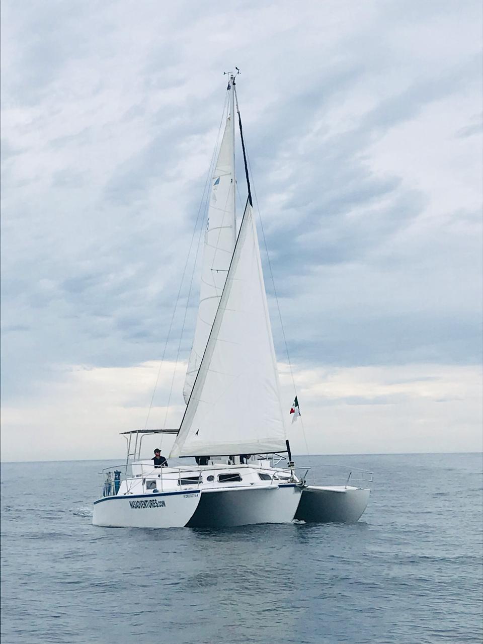 SAGA 38 ft Piver