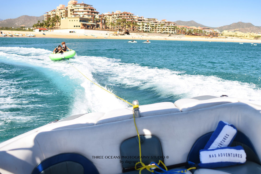 Tube Rides in Cabo