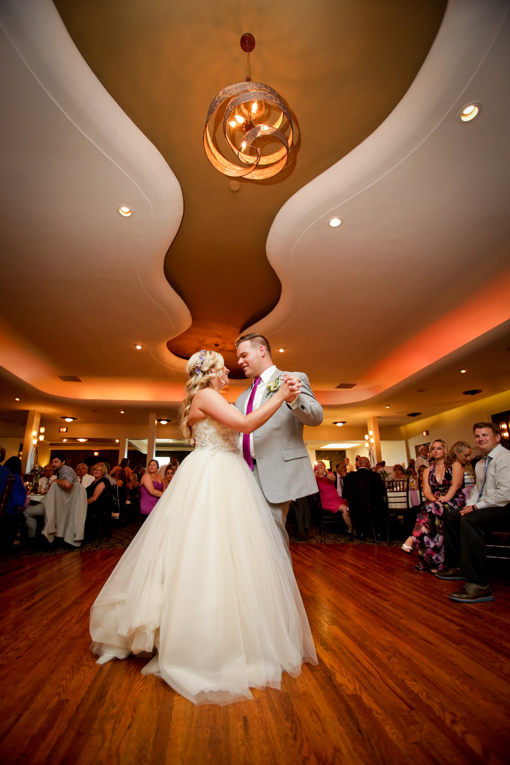 Club 86 Events Ballroom, Wedding