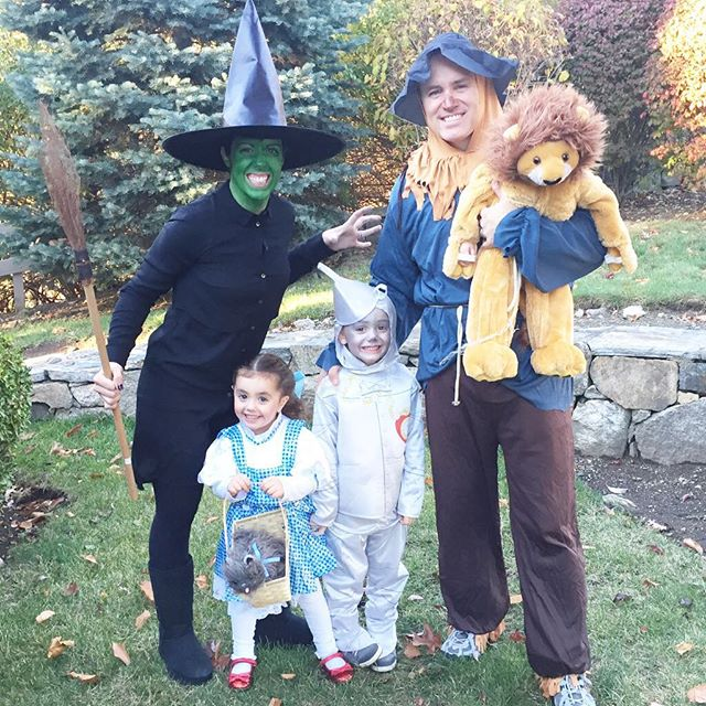 Happy Halloween from the Oliva family! We hope everyone has a fun and safe night trick-or-treating! 🎃