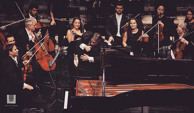 Post-Tchaikovsky faces. Obrigado a todos, muitos momentos inesquecíveis!