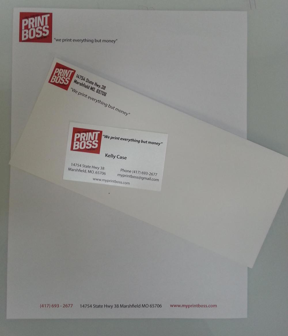 Print Boss Marshfield Mo Business Bundle