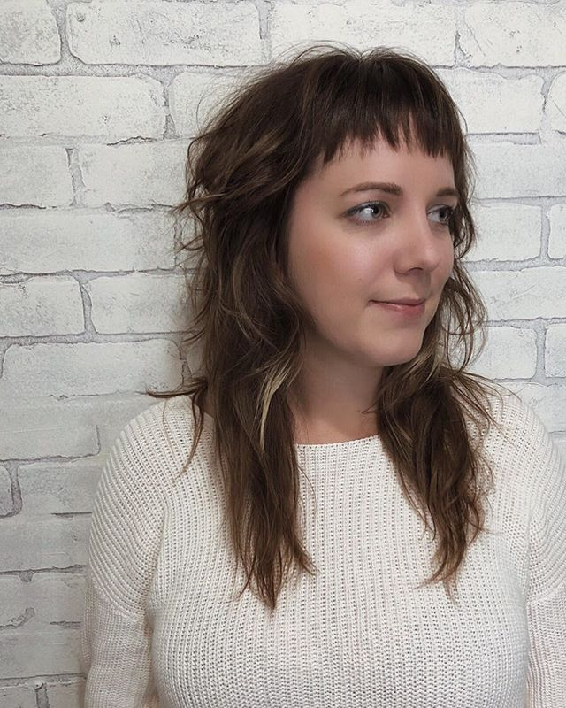 Ultimate #hairgoals from @nicolekeenen using @davinesnorthamerica. Book online by following the link in our bio or visit us at marinhairco.com! . . . . . . #marinhairco#chicago#logansquare#wickerpark#bucktown#avondale#humboldtpark#chicagosalon#chicagostyle#chicagostylist#chicagohairstylist #crafthairdresser#hairstylist#hairstylistlife#davines#davinesnorthamerica#davinesofficial#donewithdavines#greencirclesalons#greencirclesalon#greensalon#ecofriendly#shag#shaghaircut#bangs#fringe#microbangs