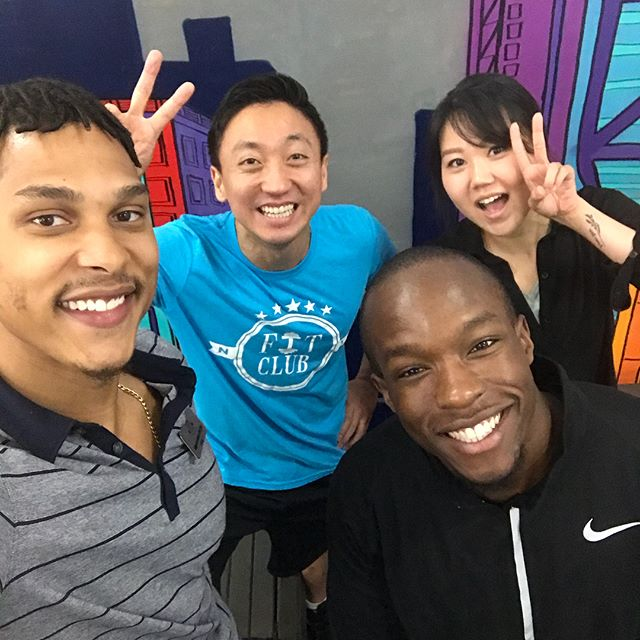 Whats up FitFam! We want to celebrate today's #nationalselfieday by introducing our newest addition to the team.🎉🎉 Say hello to Hosanna who is a vital part of bringing our patients the Wow experience everyone's talking about! . Also giving spotlight to @obesian_to_asian who is an inspiration to others reclaiming their health! 💪💪 . #fitclubny