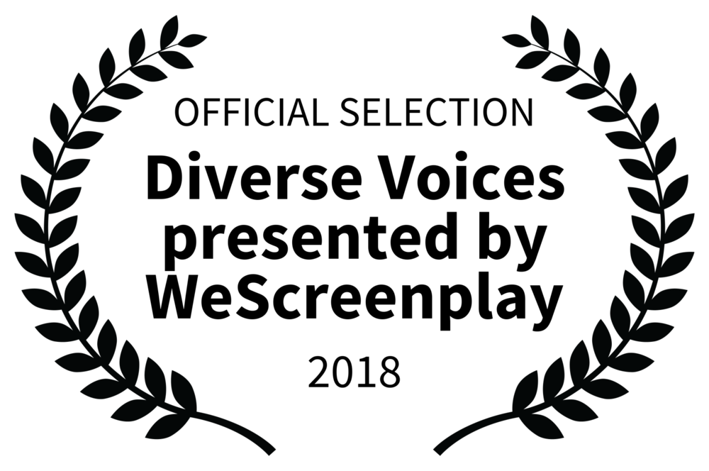 OFFICIAL SELECTION - Diverse Voices presented by WeScreenplay - 2018.png