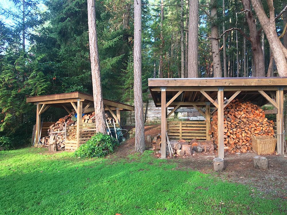 Woodsheds