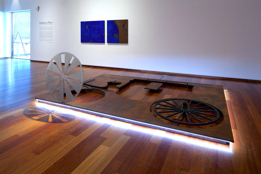 A Mobile and Visible Carriage,     Every. Now. Then: Reframing Nationhood     ,   Art Gallery of Ontario, Canada , 2017  Photo credit: Andre Beneteau