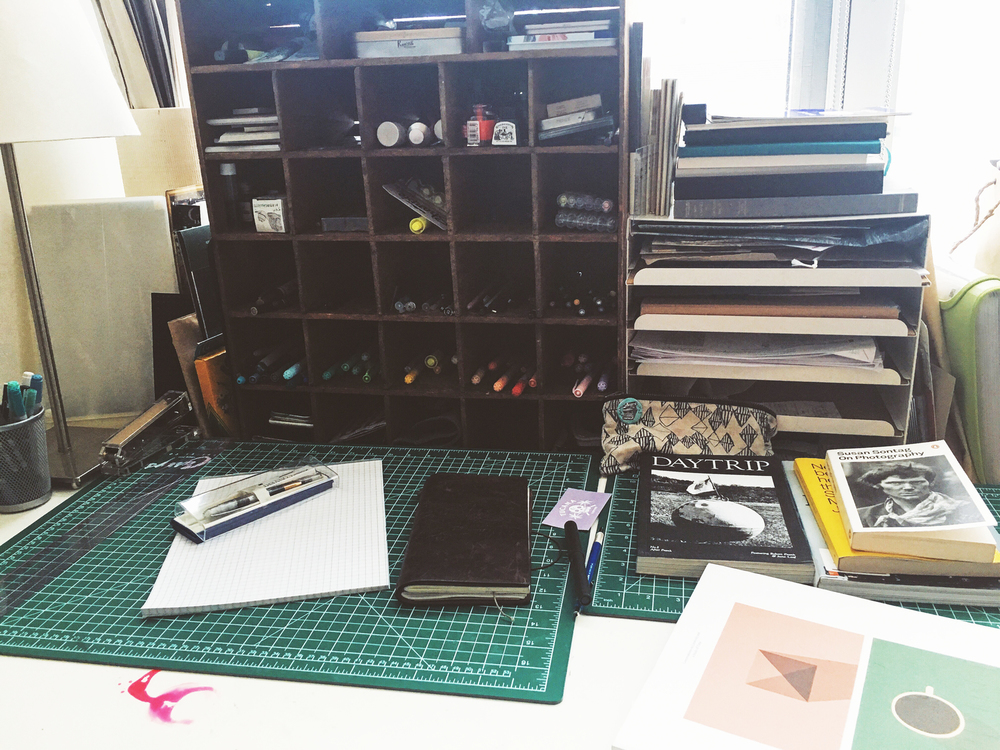 Lucy's Workspace