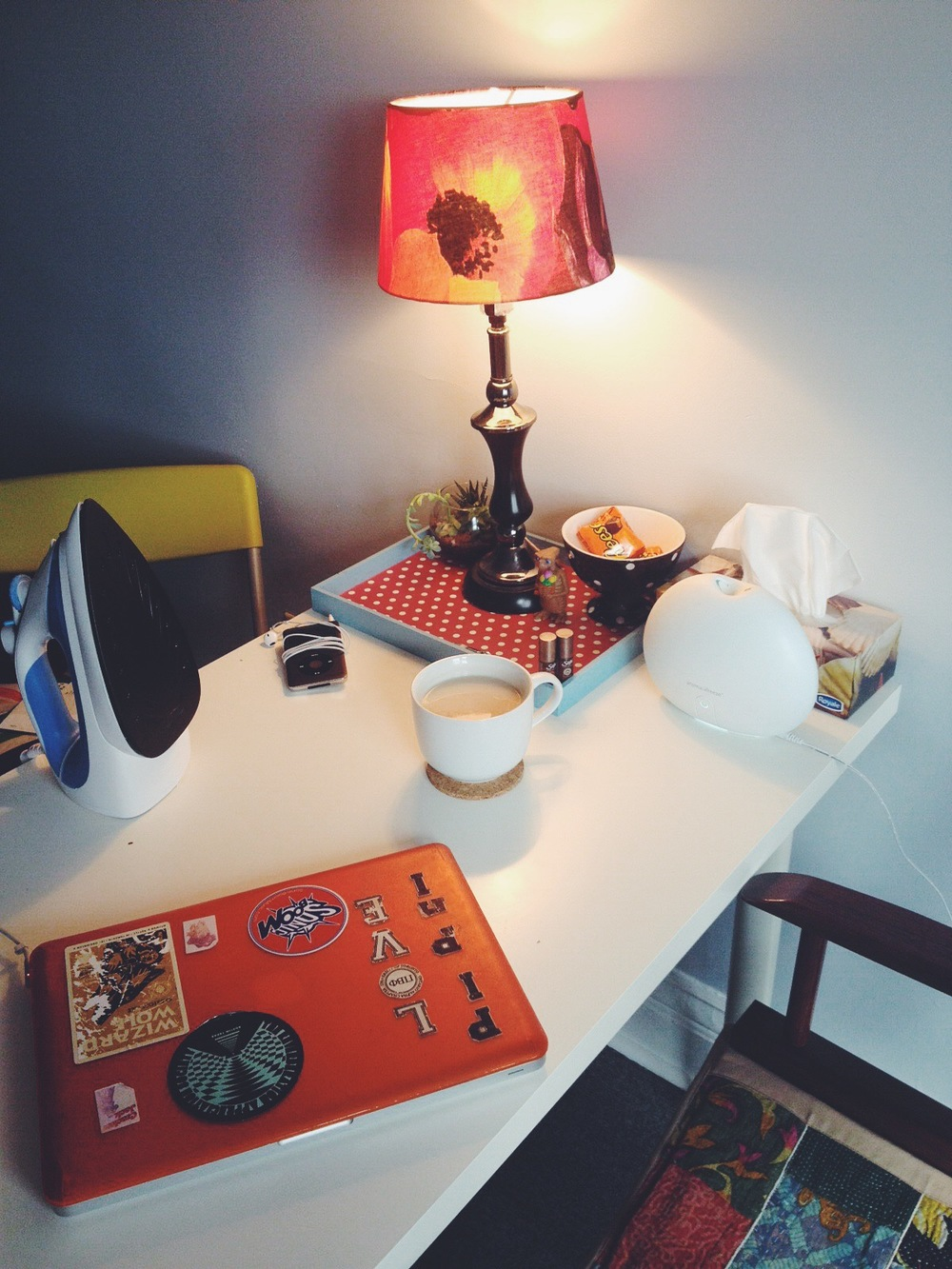 Vic's Workspace