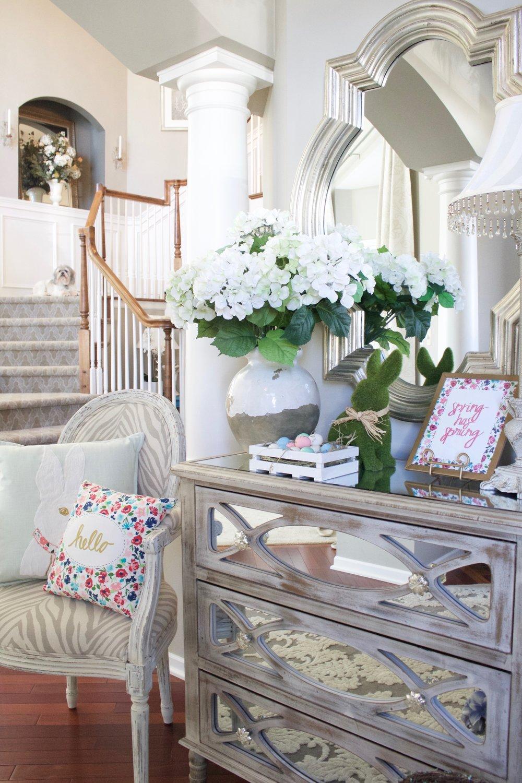 Spring Foyer