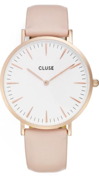 Blush Cluse Watch