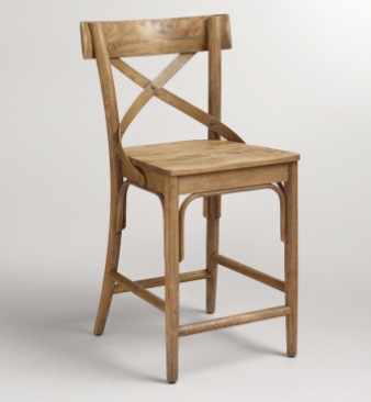 World Market French Bistro Stool