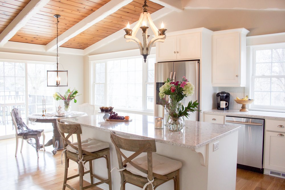 My French Cottage Style Kitchen