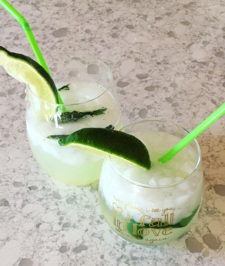 Skinny Summer Cocktail Recipe