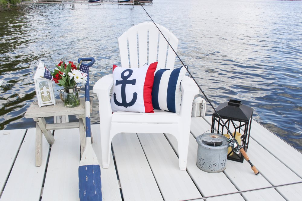Easy Fourth of July Party & Decor Ideas!