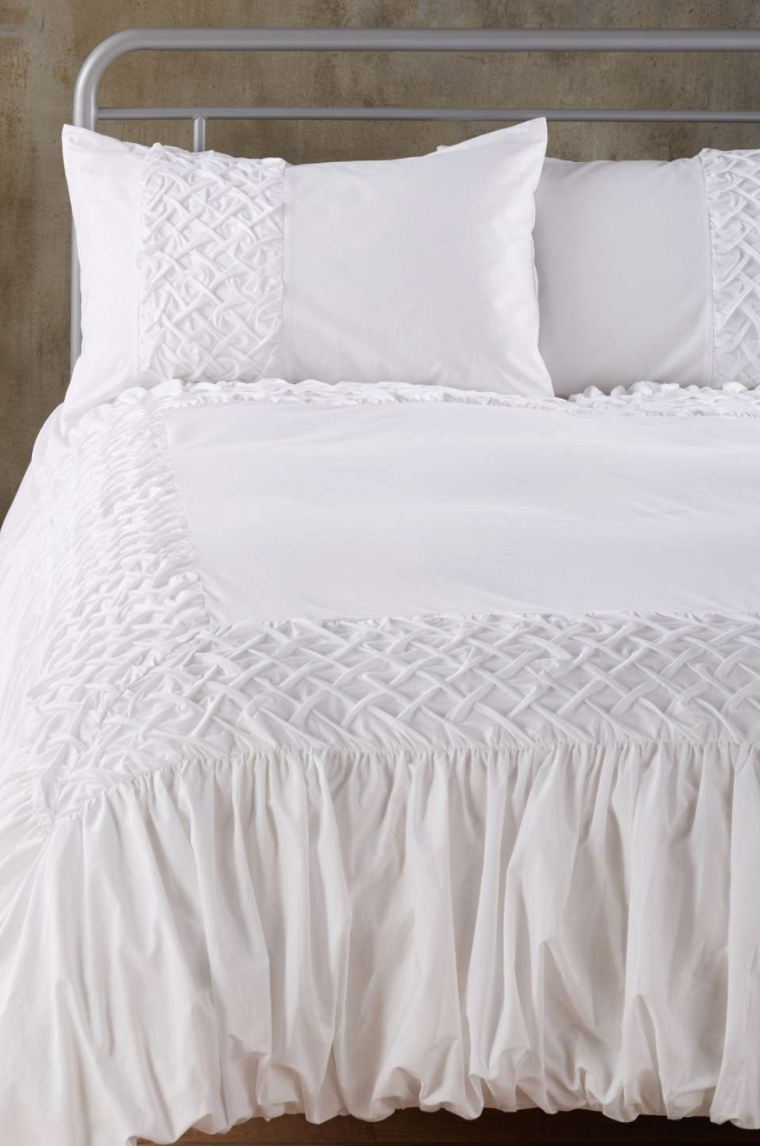 White Duvet Set