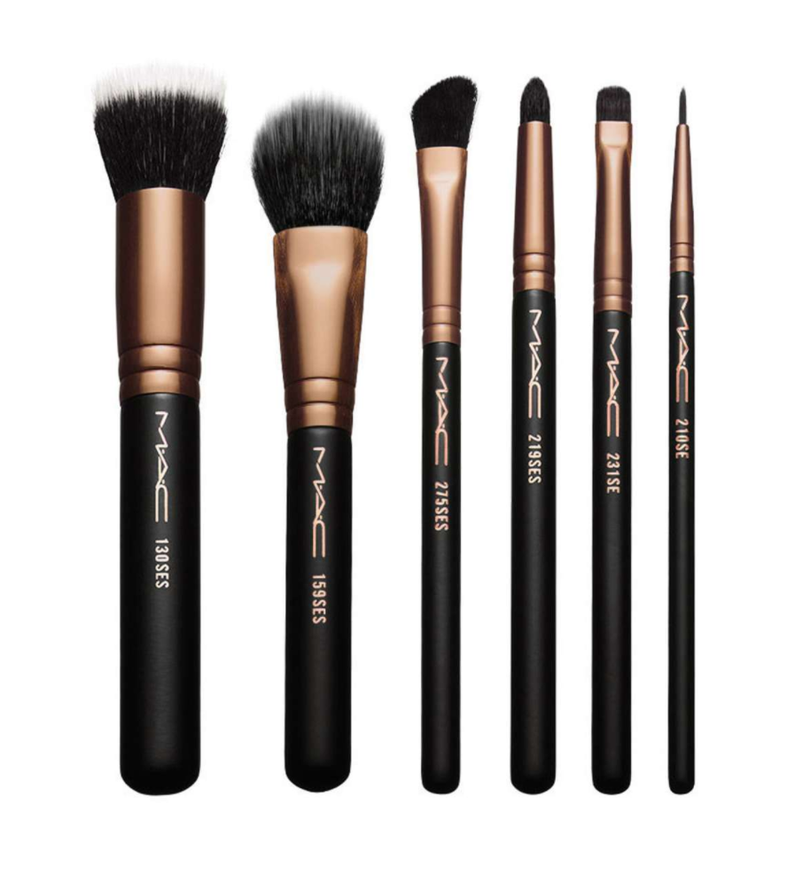 MAC Brush Set