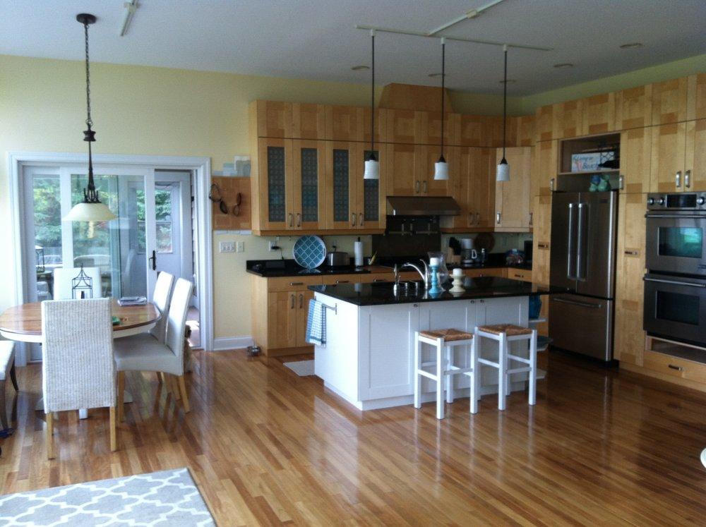 Lake Home Tour : Part 2 - Kitchen
