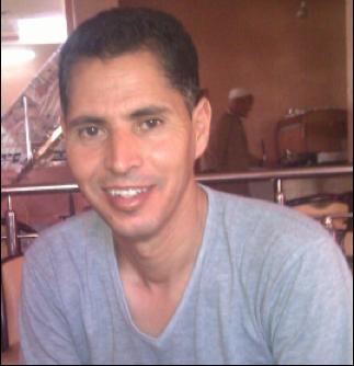 Abdelkhalk Aandam, Vice Treasurer
