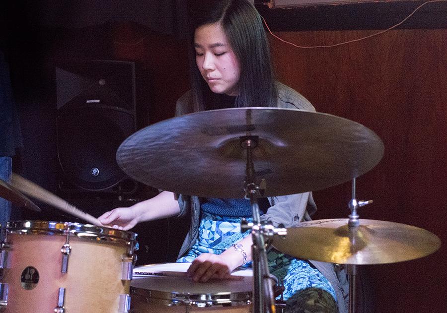 SFSU '15 alumna Lilian Wu. (Photo by Jessica Levant)