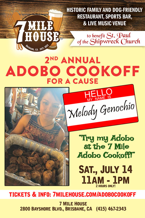 """Melody Genochio says """"preparing good tasting food is a mindset, not a recipe."""""""