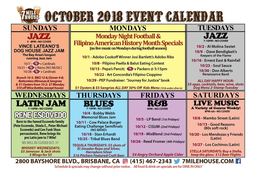 7 Mile House Oct 2018 Calendar.jpg