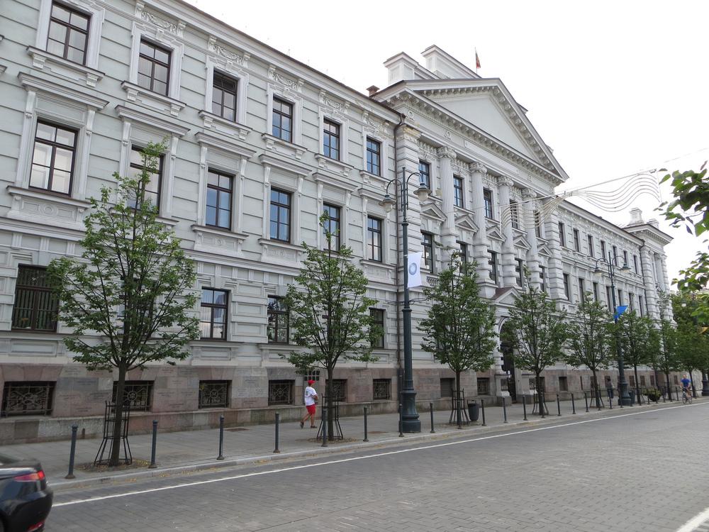 Museum of Genocide Victims (KGB Museum), Vilnius, Lithuania. Image credit:    Bernt Rostad   /Flickr
