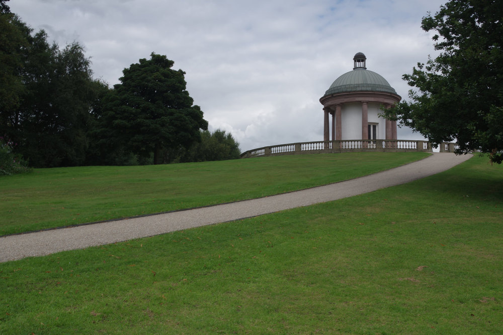 The Temple at Heaton Park. Image credit:  Adam Bruderer /Flickr