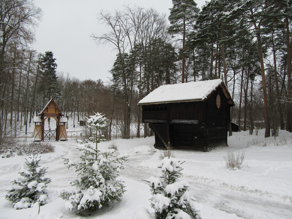 Oslo-Folk-Museum-Snow-Norway-2