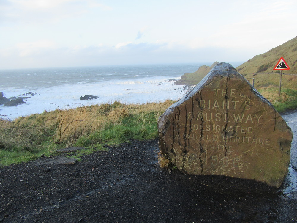 Giants-Causeway-Sign-County-Antrim