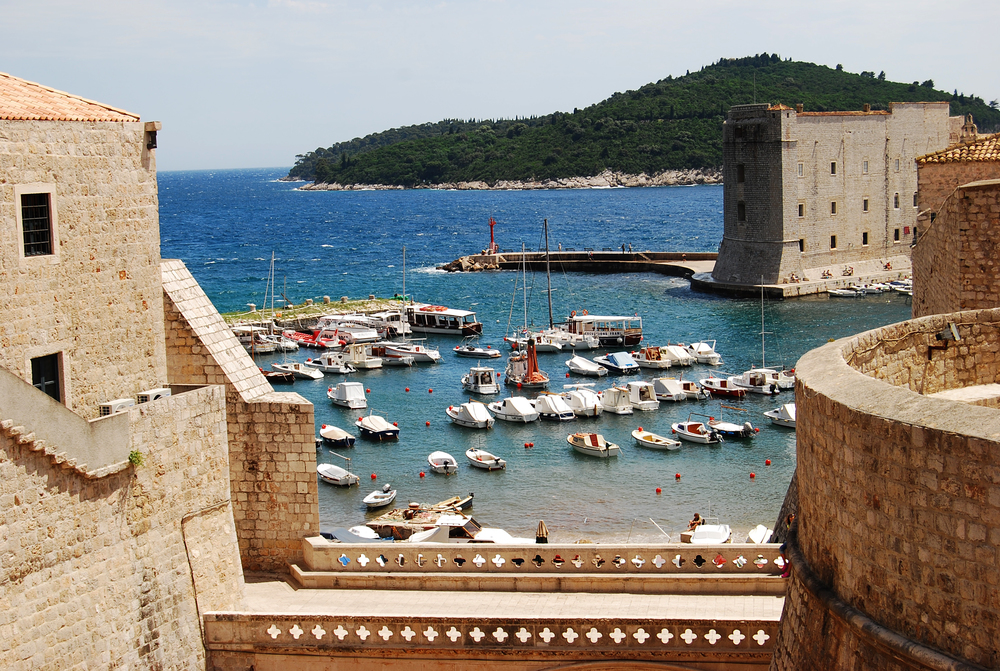 The Croatian city of Dubrovnik is on the agenda when we head over there in June. Image credit:  Elena /Flickr