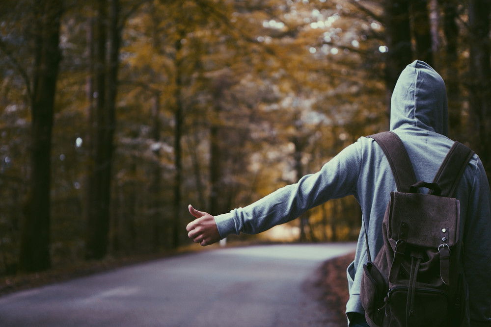 Thumb-Backpacker-Hitchhiker-Hitchhiking