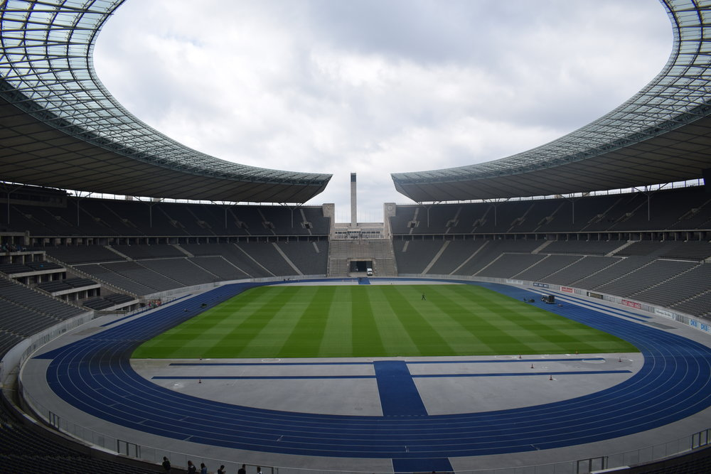 The venue was renovated for the 2006 FIFA World Cup and hosted last year's UEFA Champions League final, which was won by FC Barcelona.