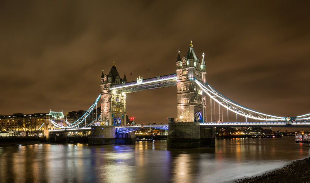 CityUnscripted shares the city of London with Tower Bridge.
