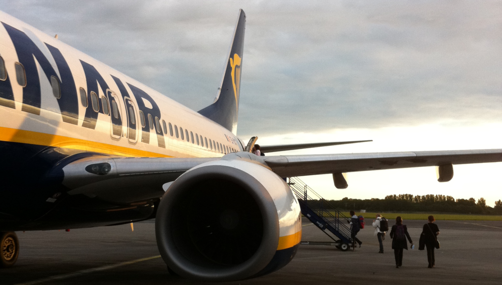 Ryanair began selling package holidays this week as they aim to expand their profile further. Image credit: Sean MacEntee/Flickr
